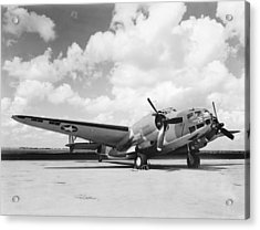 Lockheed Ventura B-34 Acrylic Print