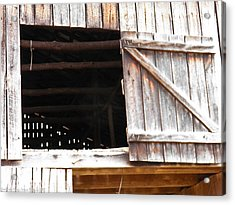 Acrylic Print featuring the photograph Lofty Hieghts by Nick Kirby