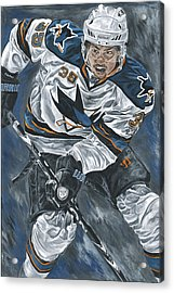 Logan Couture Acrylic Print by David Courson