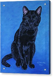 Loki Acrylic Print