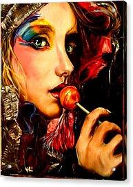 Lolita Acrylic Print