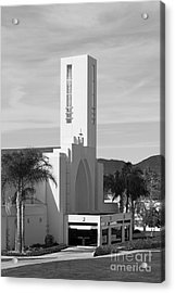 Loma Linda University Church Acrylic Print by University Icons