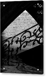 L'ombra - Venice Acrylic Print by Lisa Parrish