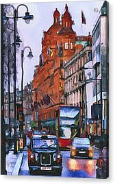 London City 4 Acrylic Print