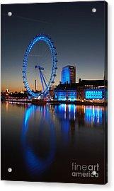 London Eye 2 Acrylic Print
