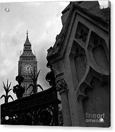 London-fineart-3 Acrylic Print by Javier Ferrando