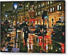 London Night 3 Acrylic Print