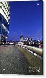 London Sky 4 Acrylic Print by Mariusz Czajkowski
