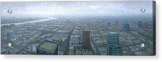 London Skyline Cityscape Acrylic Print
