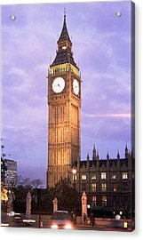 London Time Acrylic Print