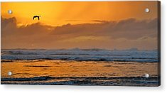 There Is Always A New Day - Every Time Acrylic Print