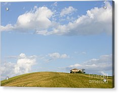 Lonely House Acrylic Print