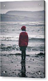 Lonely Acrylic Print by Joana Kruse