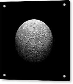 Lonely Moon Acrylic Print