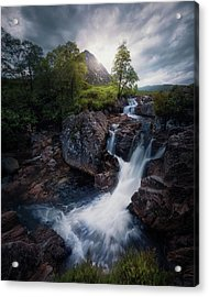 Lonely Mountain 3. Acrylic Print