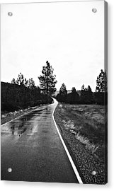 Lonesome Highway No. 2 Acrylic Print