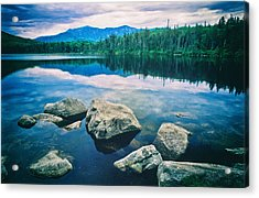 Lonesome Lake Nh Acrylic Print