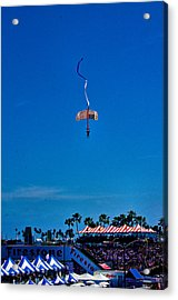 Acrylic Print featuring the photograph Long Beach Grand Prix 2013 by Joseph Hollingsworth