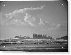 Long Beach Landscape  Acrylic Print