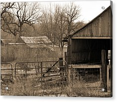 Long Forgotten Acrylic Print by Kirt Tisdale