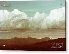 Acrylic Print featuring the photograph Long Horizon by Dana DiPasquale