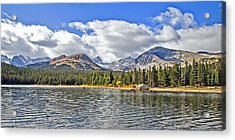 Long Lake Colorado Acrylic Print