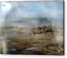 Acrylic Print featuring the photograph Long Time Gone ... by Chris Armytage