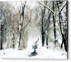 Long Way Home Acrylic Print by Jessica Jenney