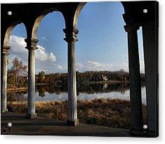 Longview Lake Acrylic Print