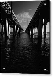 Look Out Below Acrylic Print