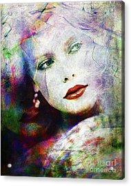Looking At Tomorrow Acrylic Print