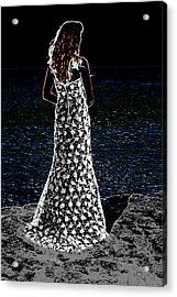 Looking Beyond  Acrylic Print by Leticia Latocki