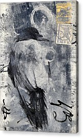 Looking Eastward Acrylic Print by Carol Leigh