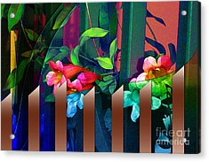 Looking For Abstract Acrylic Print