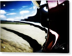 Acrylic Print featuring the photograph Looking Forward by Paul Job