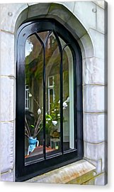 Acrylic Print featuring the photograph Looking In by Charlie and Norma Brock