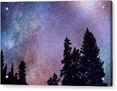 Looking Into The Heavens Acrylic Print by James BO  Insogna