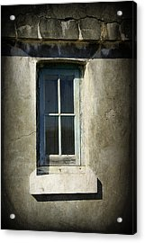 Looking Inwards Acrylic Print by Marilyn Wilson