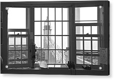 Looking Out Acrylic Print by Mike McGlothlen