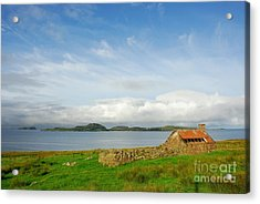 Looking To The Summer Isles Acrylic Print by John Kelly