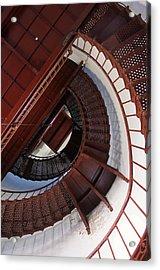 Looking Up Acrylic Print by Bernard  Barcos