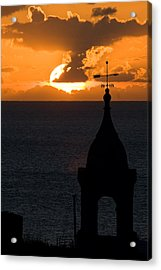 Acrylic Print featuring the photograph Looking West by Brad Brizek