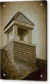Acrylic Print featuring the photograph Lookout by WB Johnston
