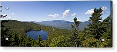 Loon Mountain Acrylic Print