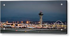 Los Angeles International Airport Acrylic Print