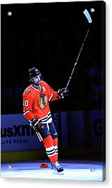 Los Angeles Kings V Chicago Blackhawks Acrylic Print by Jamie Squire