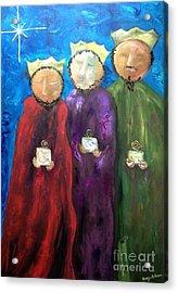 Los Reyes Magos Acrylic Print