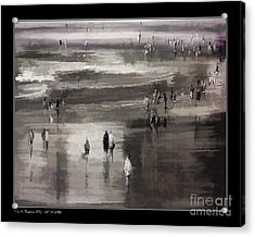 Lost In Limbo Acrylic Print by Pedro L Gili