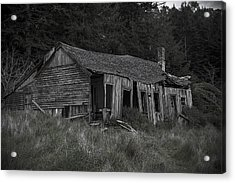 Lost In The Woods Acrylic Print by Garry Gay