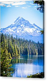 Lost Lake Morning Acrylic Print